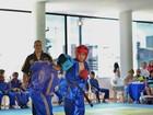 Seleção de kickboxing de Campos, RJ, compete neste fim de semana