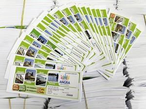 Carnês do IPTU 2014 de Angra dos Reis (Foto: Divulgação/Prefeitura Angra dos Reis)
