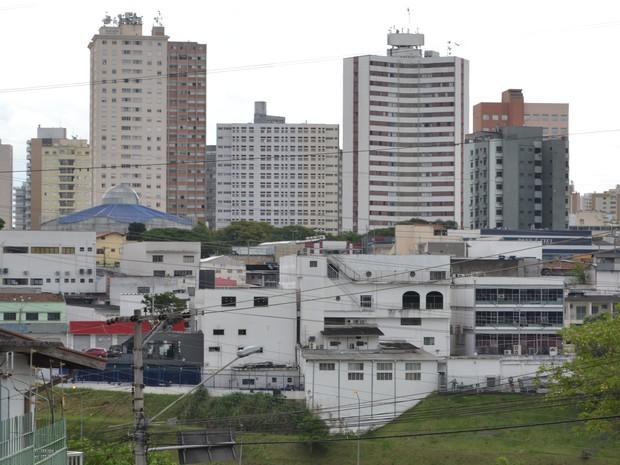 Prédios São José dos Campos (Foto: Filipe Rodrigues / G1)
