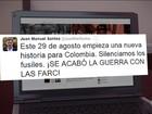 Colômbia terá que 'engolir sapos' para ter paz, diz Ingrid Betancourt