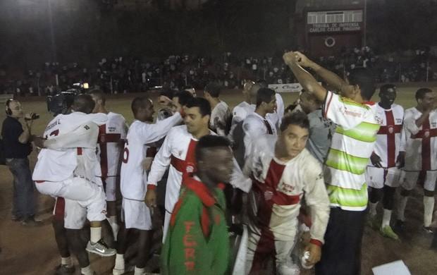 corujão campeonato mineiro (Foto: Tarcísio Badaró/Globoesporte.com)
