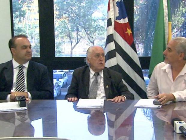 Conselho de Ética da Câmara de Ribeirão Preto vai apurar pedido de cassação de investigados na Operação Sevandija (Foto: Reprodução/EPTV)
