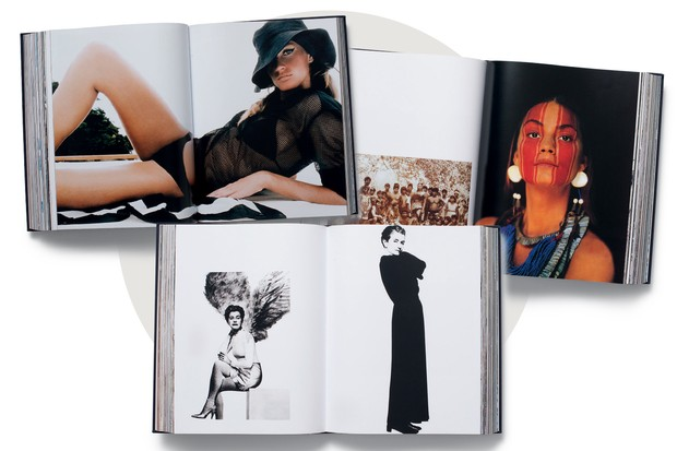 Três décadas em revista (Foto: Editora Globo)