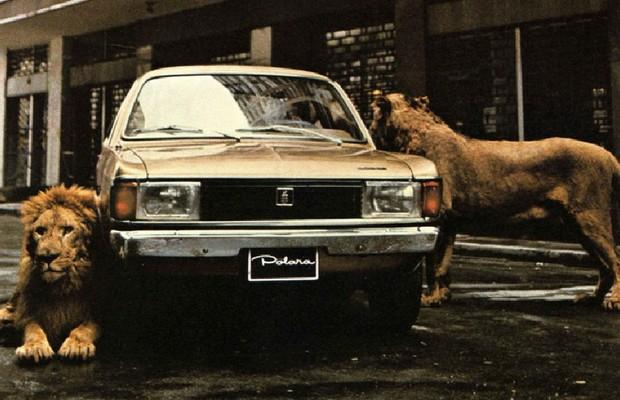 Dodge Polara 1980 (Foto: Divulgação)