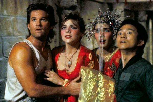 Os Aventureiros do Bairro Proibido (1986) (Foto: Reprodução)