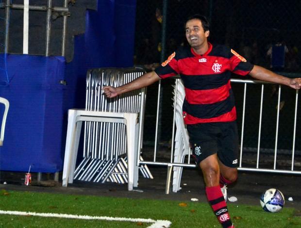 Flamengo vence o Boavista nas quartas de final do Fut 7 (Foto: Davi Pereira/Jornal F7)