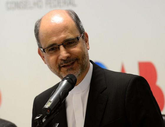 Dom Mol, reitor da PUC-MG e bispo auxiliar de Belo Horizonte (Foto: Valter Campanato/Agência Brasil)