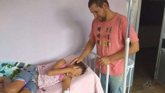 Idosa morre e adolescente fica ferida após serem atingidas por raio no AM