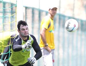 Alessandro, treino do Vasco (Foto: Marcelo Sadio / Vasco.com.br)