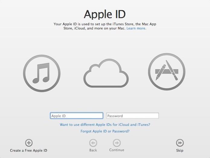 id apple (Foto: divulgação)