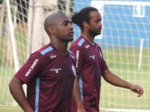 Diogo Roque Celsinho Londrina (Foto: Pedro A. Rampazzo/ Site oficial do Londrina)