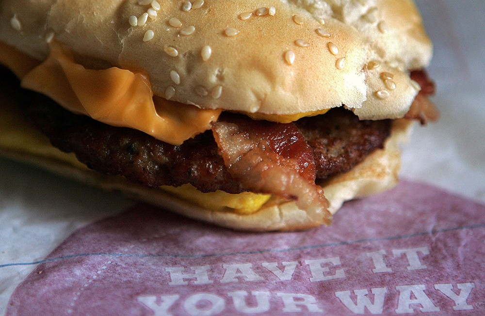 Bacon em sanduíche (Foto: Getty Images)