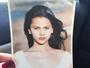 Suzana Alves posta foto da época de modelo: 'Meu ofício com os holofotes'