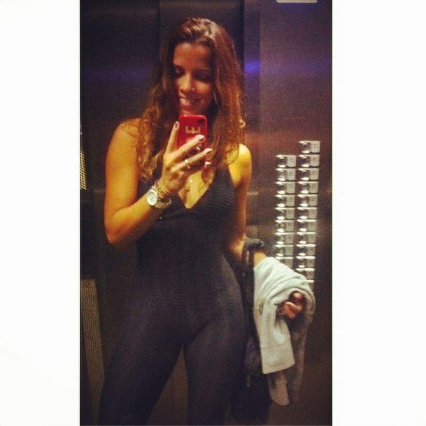 Renata Santos (Foto: Instagram/Reprodução)