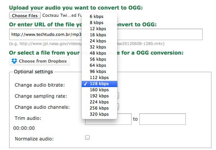 Como converter Mp3 para Ogg Vorbis | Dicas e Tutoriais