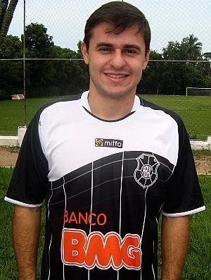 Hítalo, atacante do Sub-20 do Rio Branco-ES (Foto: Deysiane Gagno/Rio Branco AC)