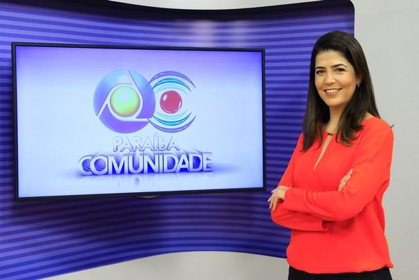 Natural de Juiz de Fora, Carla se mudou para João Pessoa em 2010 (Foto: Rizemberg Felipe/TV Cabo Branco)