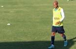 Alvinegro abre as portas, e Tartá, ex-Fluminense, vai treinar no clube (Fernando Vasconcelos / Globoesporte.com)