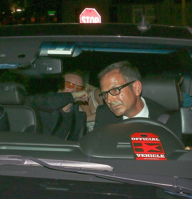 Bono, Jennifer Lawrence e Chris Martin  (Foto: X17)