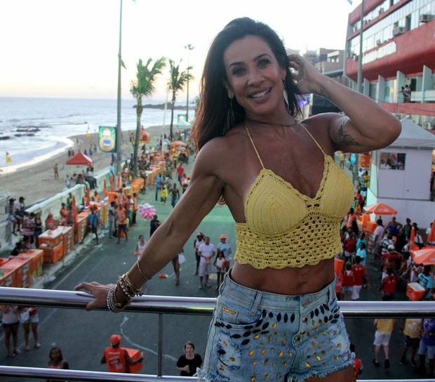 Scheila Carvalho (Foto: Wesley Costa e Wallace Barbosa / AgNews)