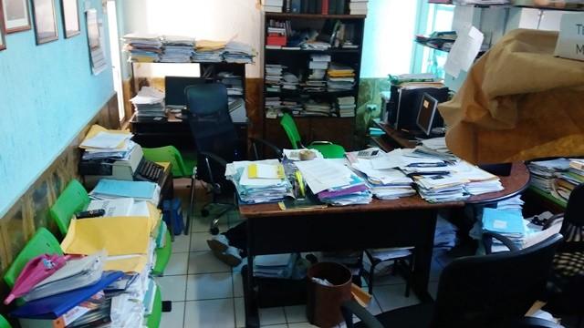 Advogado foi assassinado dentro de escritório em Barras  (Foto: Francisco Duarte/Portal A Grande Barras)