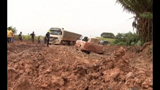 Rodovia Transamazônica causa  prejuízos para condutores no Pará