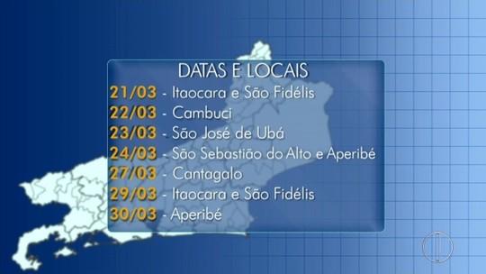 RJ Inter TV 2ª Edição mostra as cidades que vão receber serviços do Detran