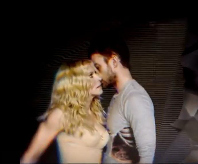 4 minutes marca a parceria de Madonna e Justin Timberlake (Foto: Reprodução)