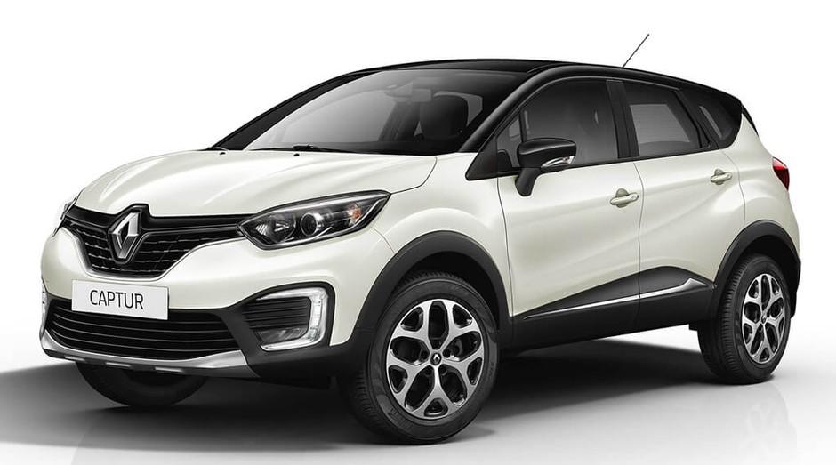 Renault Captur, nova aposta da montadora francesa (Foto: Divulgação)