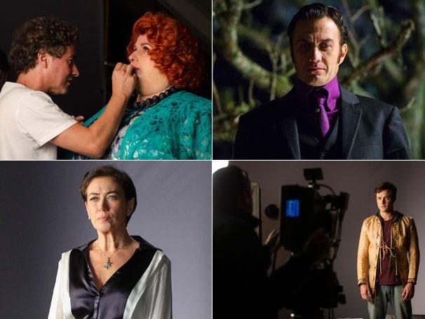Vera Holtz, Gabriel Braga Nunes, Lília Cabral e Sérgio Guizé estrelam teasers (Foto: Divulgação/TV Globo)