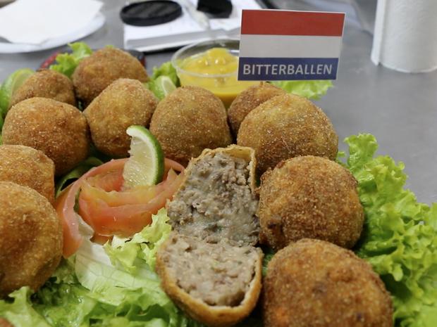 Bitterballen (Foto: Teresa Klein)