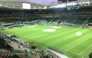 Palmeiras X Bragantino - Arena Palmeiras (Foto: Felipe Zito)