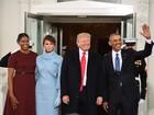 Look de Melania na posse de Trump é comparado ao de Jacqueline Kennedy