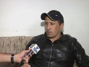 Ex-prefeito afirma que deixou dinheiro em caixa para nova gestão (Foto: Reprodução/TV TEM)