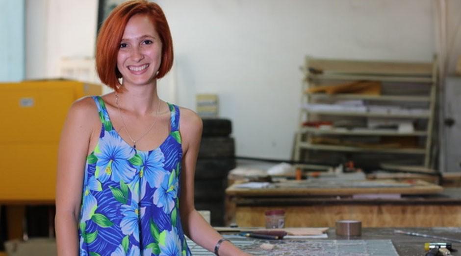 Adriana Sanchez, empreendedora cubana (Foto: Reprodução)