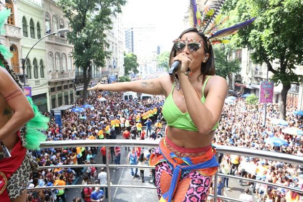 Anitta (Foto: Reginaldo Teixeira)