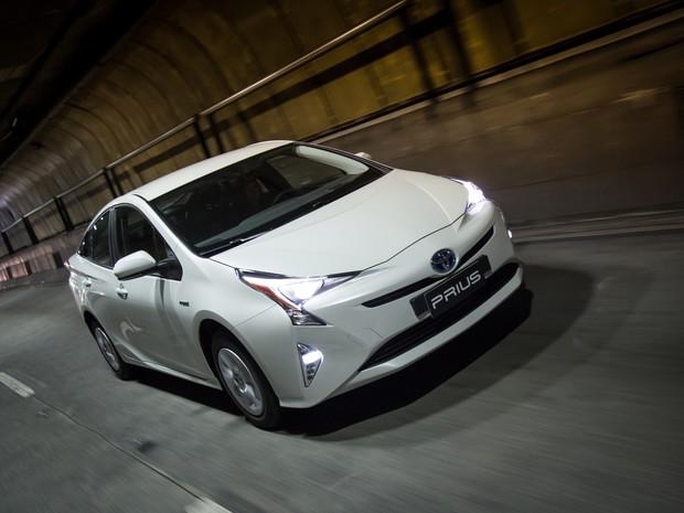 Toyota Prius 2017 (Foto: Divulgação)