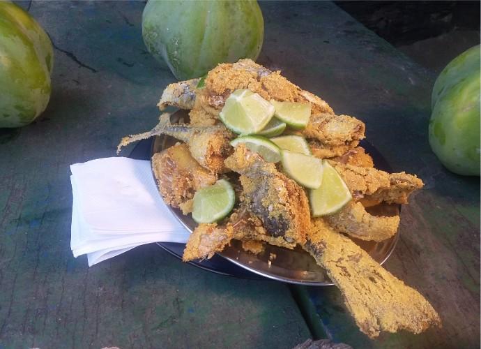 Aprenda a receita de um delicioso peixe frito (Foto: Rio Sul Revista)