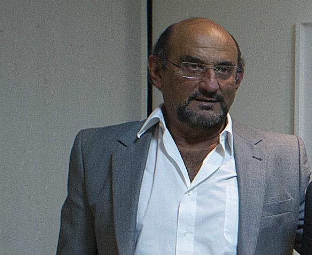 Luis Paulo Rosenberg, vice-presidente do Corinthians