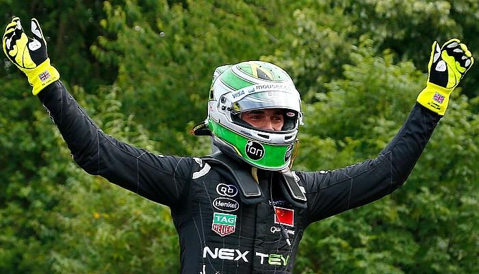 Nelsinho Piquet campeão da Fórmula E