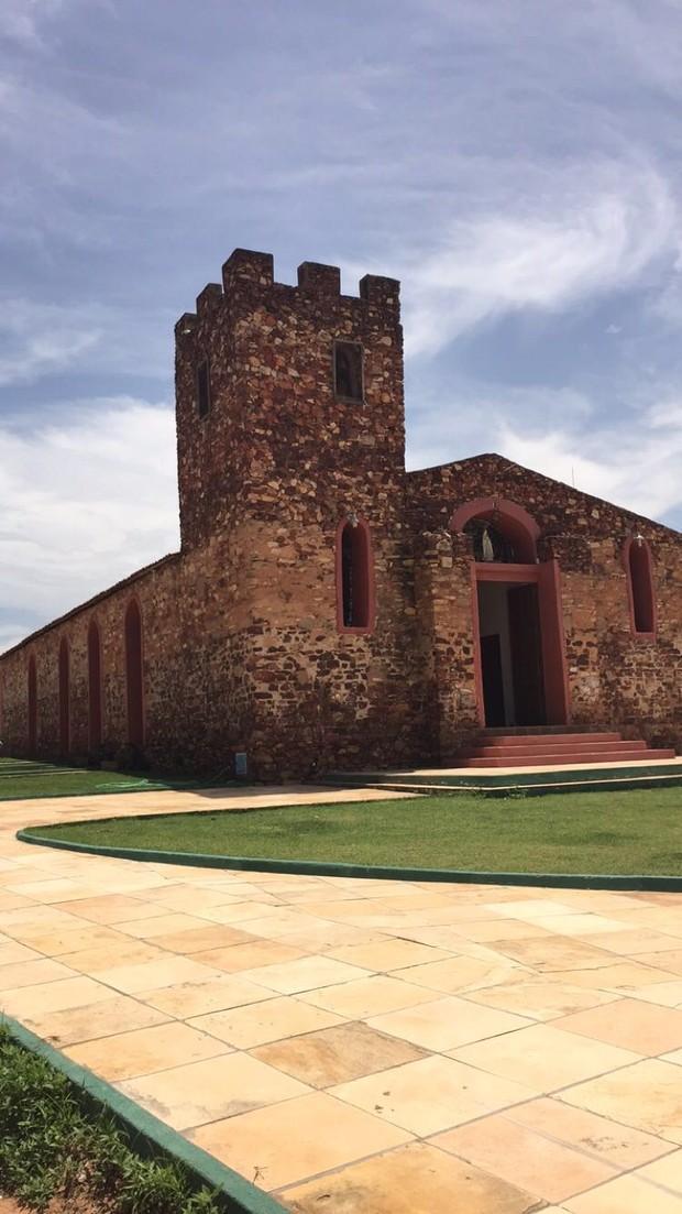 Igreja Nossa Senhora do Rosário de Fátima (Foto: EGO)