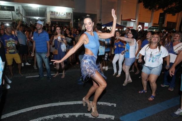 Ticiane Pinheiro (Foto: Marcello Sá Barretto  / AgNews)