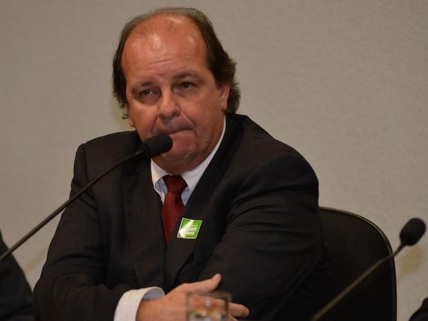 Jorge Zelada, ex-diretor de Internacional da Petrobras (Foto: José Cruz / Agência Brasil)