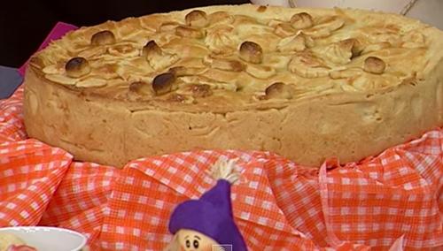 Torta de Carne Seca