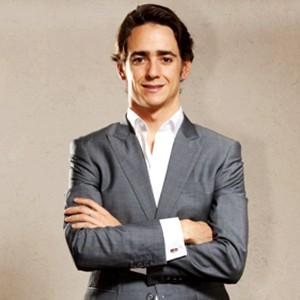 Esteban Gutiérrez é anunciado como piloto de testes da Ferrari (Foto: Divulgação)