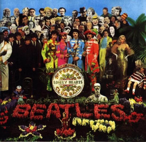 Sgt. Peppers Lonely Hearts Club Band (Foto: Reprodução)