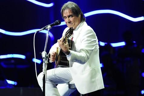 Roberto Carlos (Foto: Renato Rocha Miranda/TV Globo)