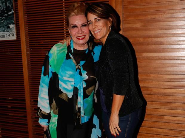 Rogéria e Gloria Pires (Foto: Felipe Monteiro)