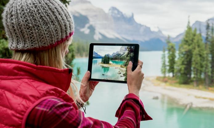 iPad Air 2, com lateral finíssima, é apresentado em evento da Apple (Foto: Reprodução)