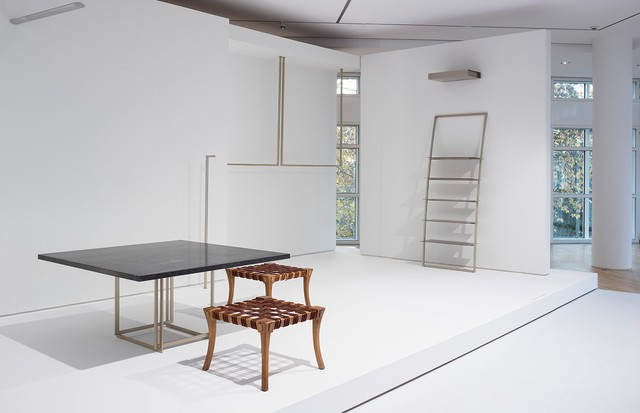 The Jil Sander aesthetic has its roots in the Bauhaus movement, and its focus on the pure and functional (Foto: MUSEUM ANGEWANDTE KUNST PAUL WARCHOL)
